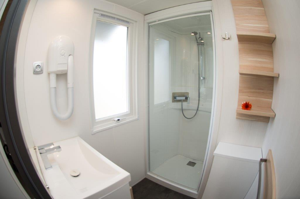 mobilhome st Barth camping 5* les Chouans 9