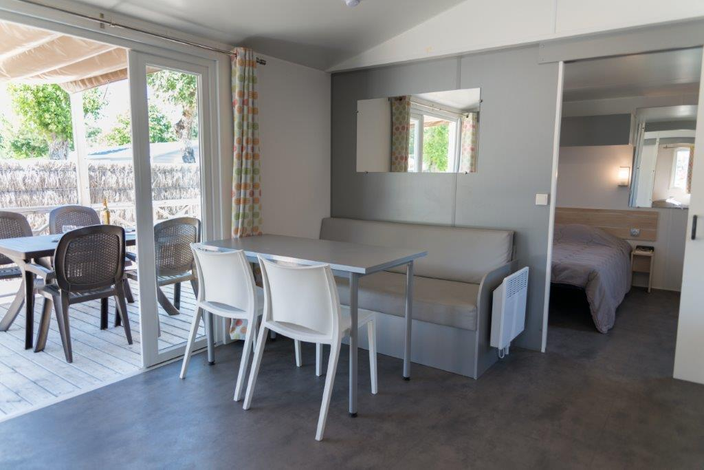 mobilhome PMR camping 5* les Chouans 5